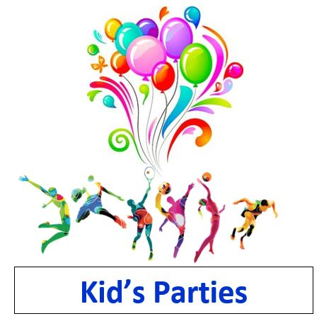 Kid's Parties & Fundraisers