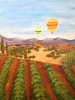 Balloons Over Vineyards