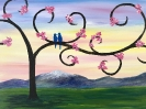 Kids-Whimsical Spring Tree