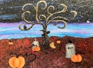 Kids-Spooky Tree