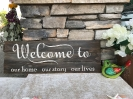 10.5x30-Welcome-To-Our-Home