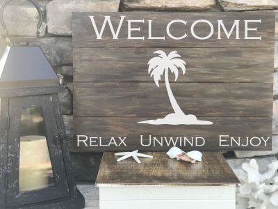14x20-Welcome-Relax-Palm