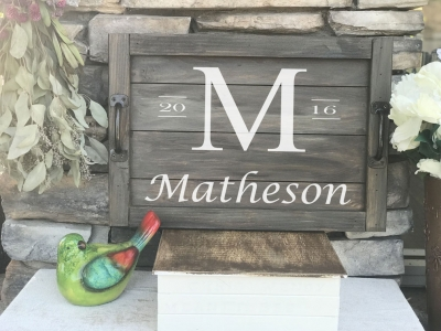 14x20Tray-Initial-Family-Name