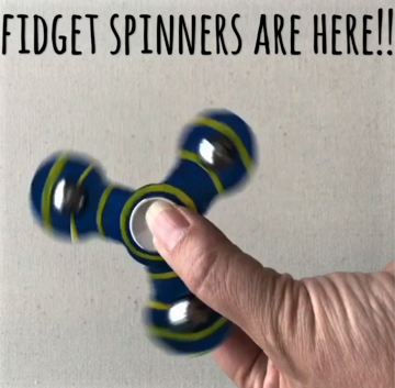 Design Your Own Fidget Spinner