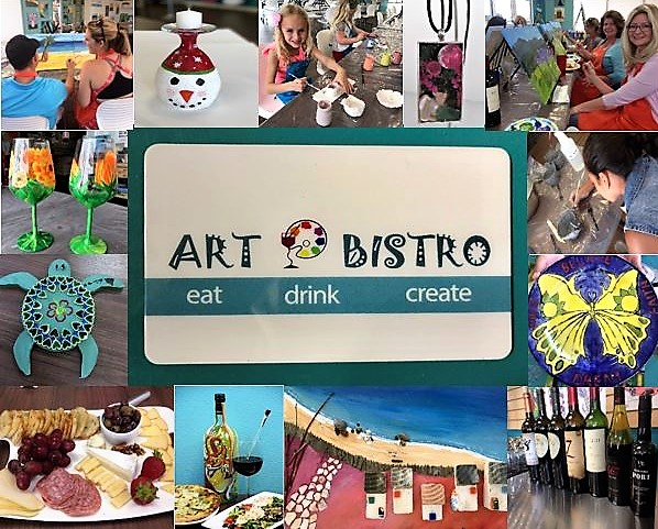 Art Bistro Gift Cards = FUN!