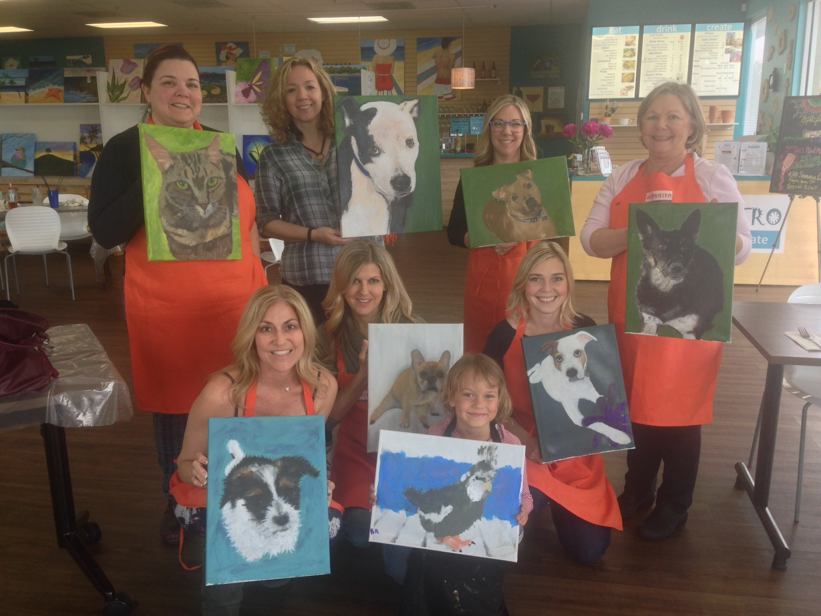 Paint Your Pet 11-26!